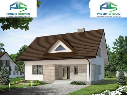 Проект дома 1-356