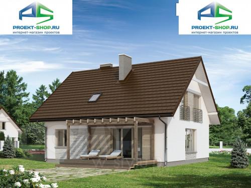 Типовой проект жилого дома 1-356