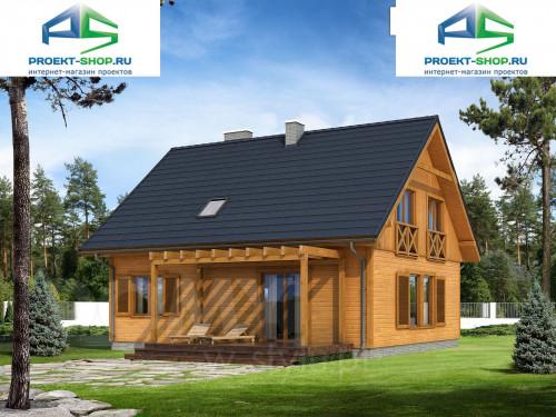 Типовой проект жилого дома 1-357