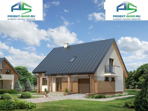 Типовой проект жилого дома 1-358