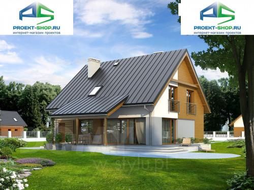 Типовой проект жилого дома 1-359
