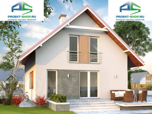 Типовой проект жилого дома 1-363