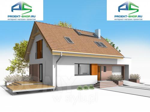 Проект дома 1-364