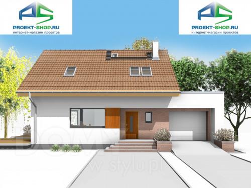 Типовой проект жилого дома 1-364