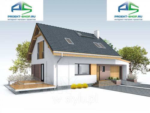 Проект дома 1-365