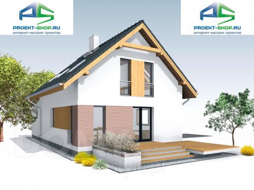 Типовой проект жилого дома 1-365