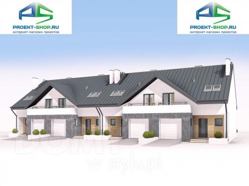 Проект дома 1-366