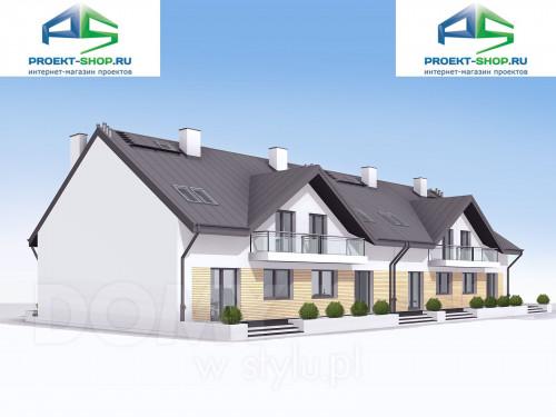 Типовой проект жилого дома 1-366