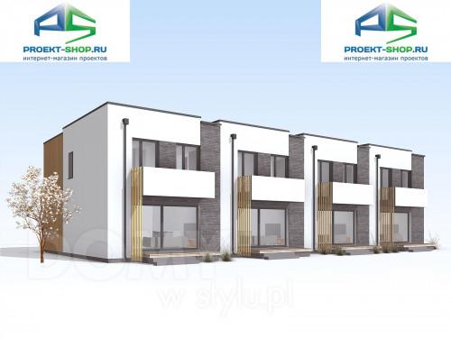 Типовой проект жилого дома 1-367