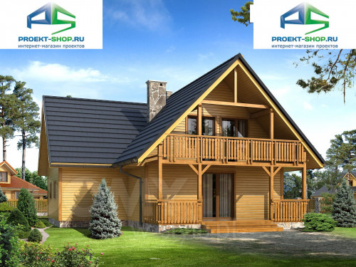 Проект дома 1-369