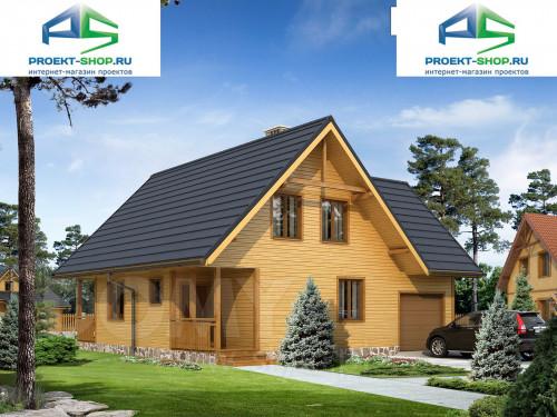 Типовой проект жилого дома 1-369