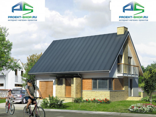 Проект дома 1-399