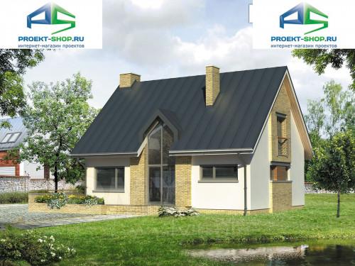 Типовой проект жилого дома 1-399