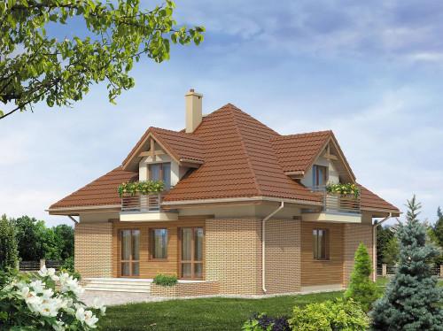 Типовой проект жилого дома 1-422