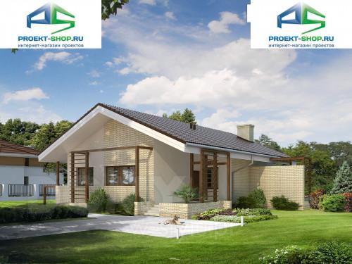 Проект дома 1-432