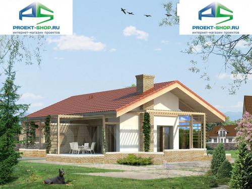 Проект дома 1-433