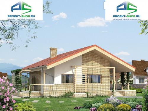 Типовой проект жилого дома 1-433