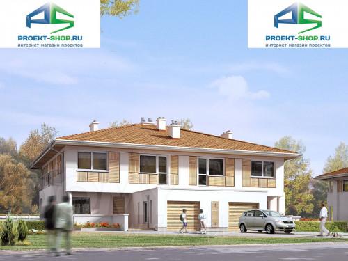 Типовой проект жилого дома 1-434
