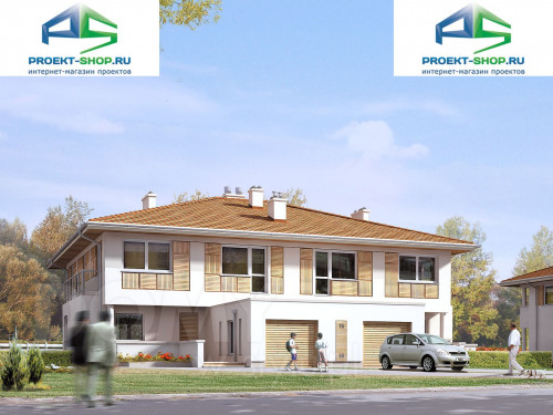 Проект дома 1-434