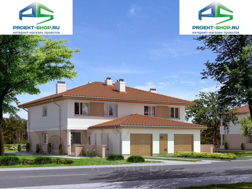 Проект дома 1-435