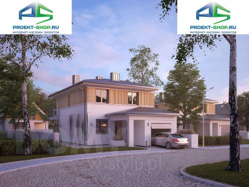 Проект дома 1-454