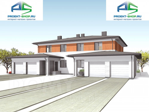 Проект дома 1-456