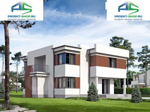 Типовой проект жилого дома 1-458