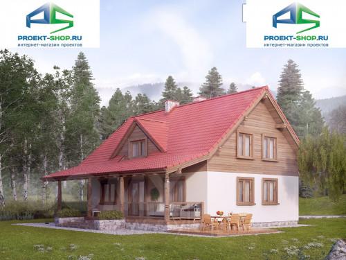 Типовой проект жилого дома 1-557