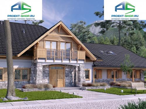 Проект дома 1-601