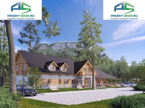 Типовой проект гостиницы 1-601