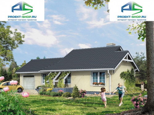 Типовой проект жилого дома 1-616