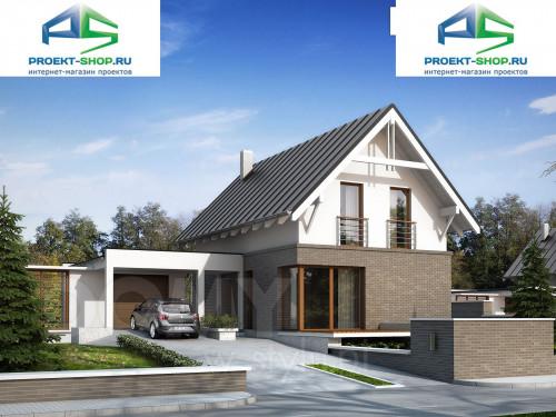 Проект дома 1-636