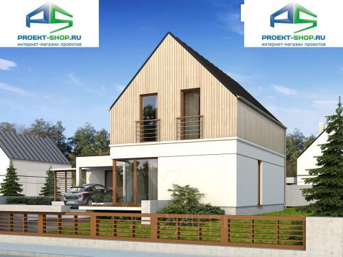 Типовой проект жилого дома 1-637