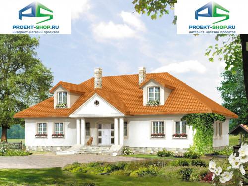 Проект дома 1-640
