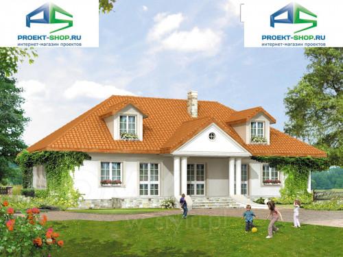 Типовой проект жилого дома 1-640