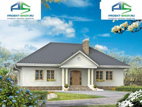 Проект дома 1-641