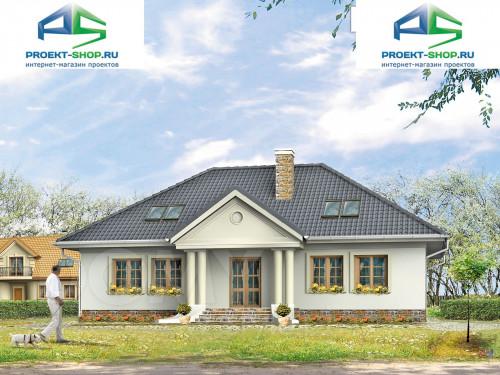 Типовой проект жилого дома 1-641
