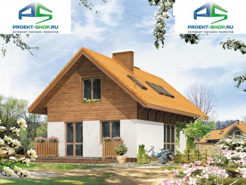 Типовой проект жилого дома 1-670