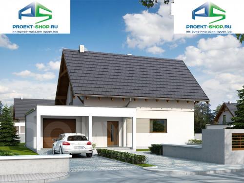 Проект дома 1-671