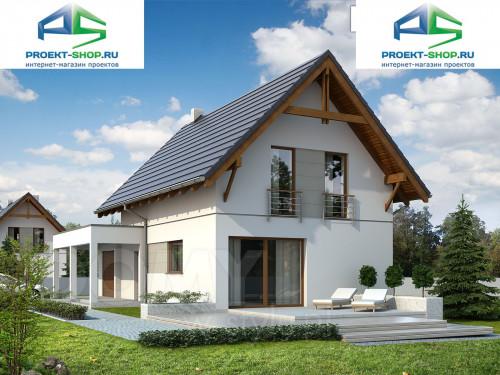 Типовой проект жилого дома 1-671