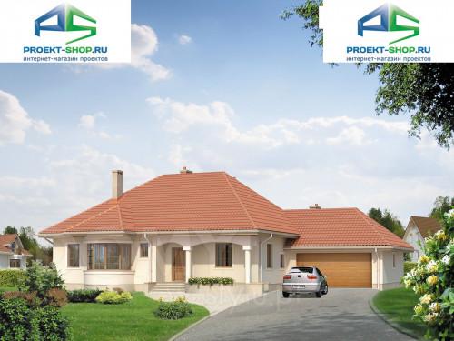 Проект дома 1-679