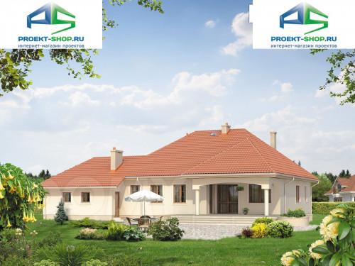 Типовой проект жилого дома 1-679