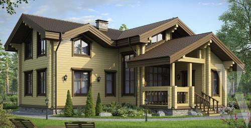 Типовой проект жилого дома 5-126