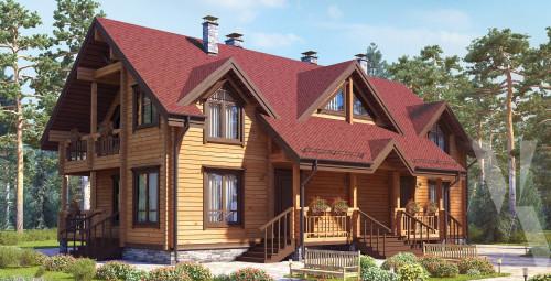Типовой проект жилого дома 5-128