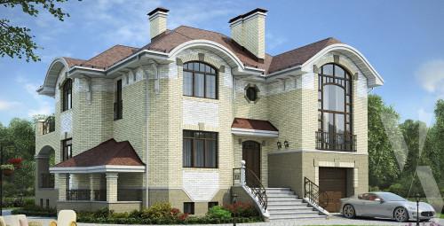 Типовой проект жилого дома 5-154