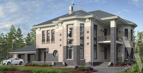 Типовой проект жилого дома 5-158
