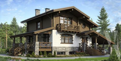 Типовой проект жилого дома 5-170
