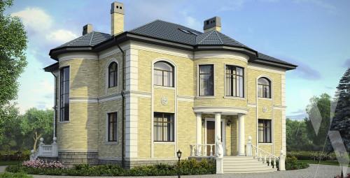 Типовой проект жилого дома 5-177
