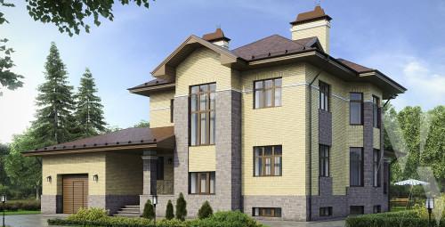 Типовой проект жилого дома 5-183