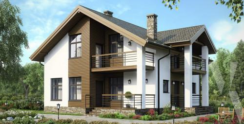 Типовой проект жилого дома 5-193
